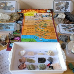 Rocks and Soils Heritage in Schools